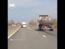 ДТП в Ростове бензовоз врезался в машины стоявшие в пробке