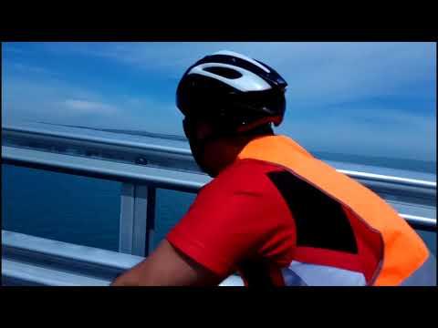 ВелоАрмянск на Крымском мосту