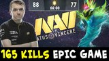 Crystallize in EPIC 165 kills game can you carry team ALONE