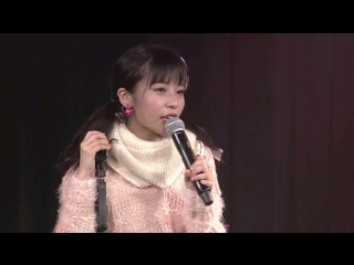 NMB48 Theater Special Week 1 - Yamao Rina ~Microphone Stand by me~ (2018.05.14)