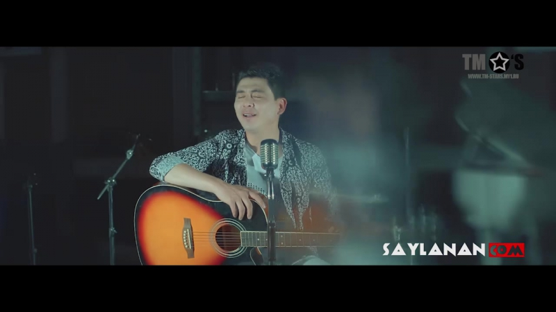 Ahmet Atajanow- Seni sorayar (Official new clip) 2017 (www.saylanan.com)