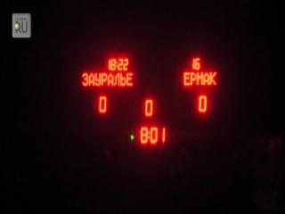 """1/4 финала плей-офф ВХЛ, """"Зауралье"""" - """"Ермак"""", Матч 1"""