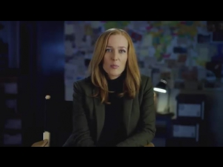 Show and not tell_gillian anderson_11 season