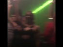 20 января Бекки Себастьян и её родные развлекаются на афтепати в ночном клубе после Calibash 2018 в Лос Анджелесе штат Кали