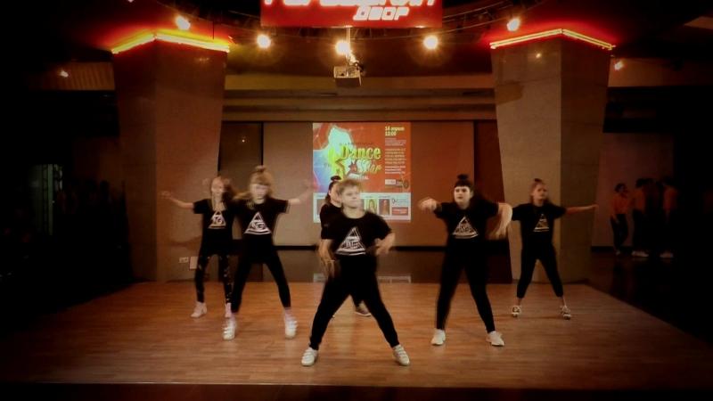 Конкурс Dance star. Младшая группа по Hip-Hop, преподаватель Евгений Черкасов