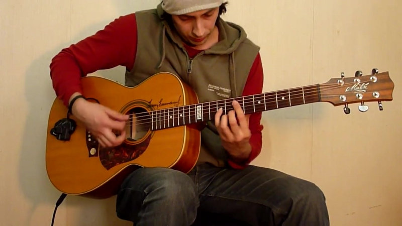 All Of Me - Gypsy Jazz Style Guitar - YouTube