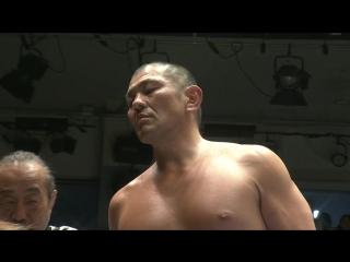 Tetsuya Naito, BUSHI, Hiromu Takahashi vs. Minoru Suzuki, Yoshinobu Kanemaru, El Desperado (NJPW - New Japan Cup 2018 - Day 6)