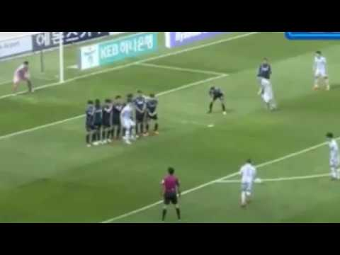 Mislav Orsic goal (0-1) | Incheon United vs Ulsan Hyundai