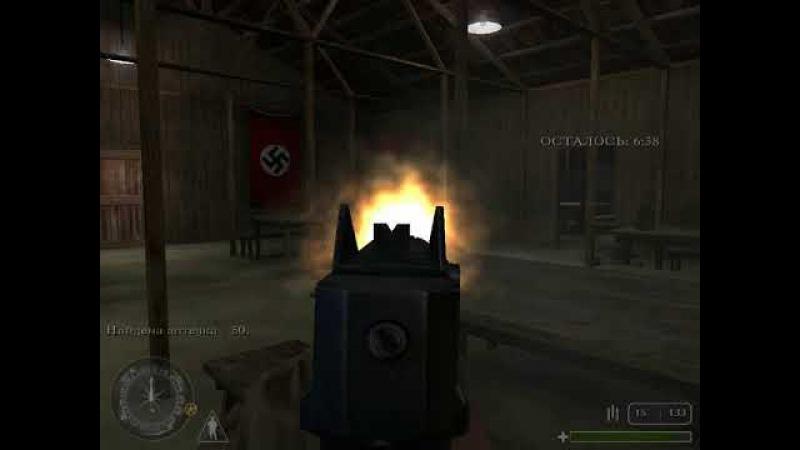 Call Of Duty 1 Миссия 8 Лагерь военнопленных