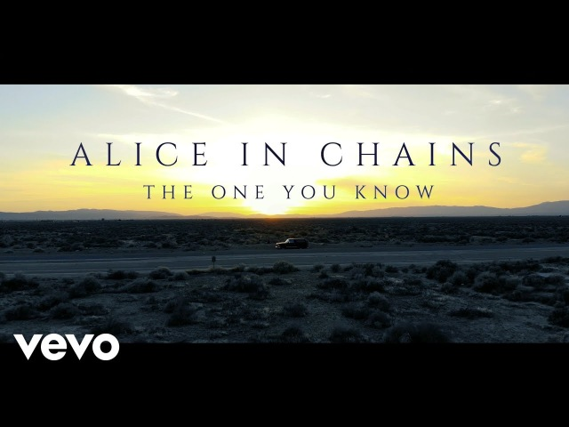 Alice In Chains - The One You Know (Official Video)