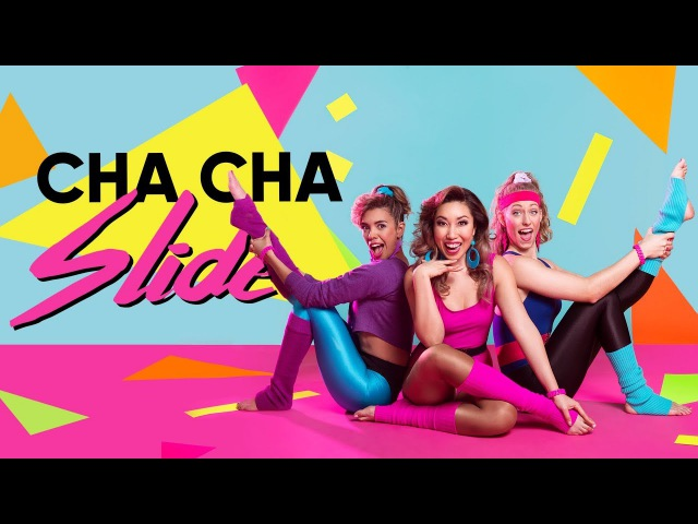 Do the Cha Cha Slide Fitness Style Low Impact Dance Warmup