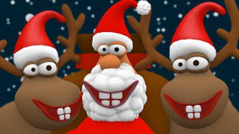 Taas toivotus hyvän joulun lisää - Joululauluja lapsille Tinyschool Suomi
