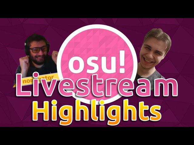 Osu! Livestream Highlights | Abyssal God mode! Mathi 741pp on Testplay! Rafis Red Like Roses SS!?