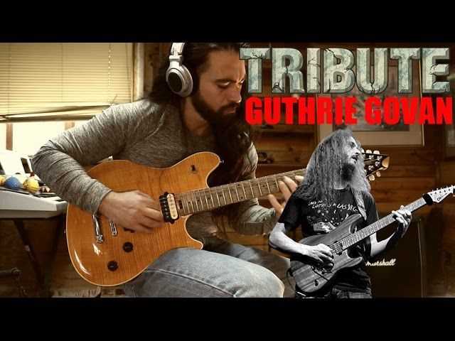 The most Refreshing Guthrie Jam COVER TRIBUTE by WARLEYSON ALMEIDA