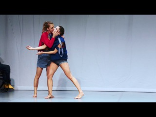Face In by Yasmeen Godder | Candoco Dance Company