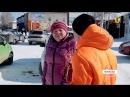 Новости UTV. Сотрудники компании Уфанет и представители ГИБДД поздравили автоледи Мраково