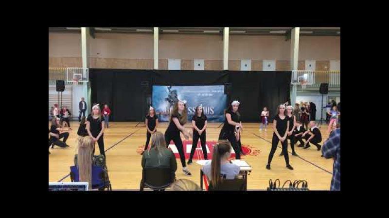 1st PLACE / Just Dance Studio /Dancessimus 2017 / Street Dance Show