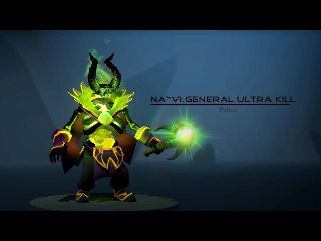 Na`Vi.GeneRaL ULTRA KILL - SL i-League Invitational Season 3