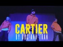 Dopebwoy CARTIER Choreography by Duc Anh Tran Performance