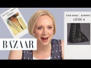 We Tested The Last Jedi's Gwendoline Christie on Her Knowledge of the Runway | Harper's BAZAAR