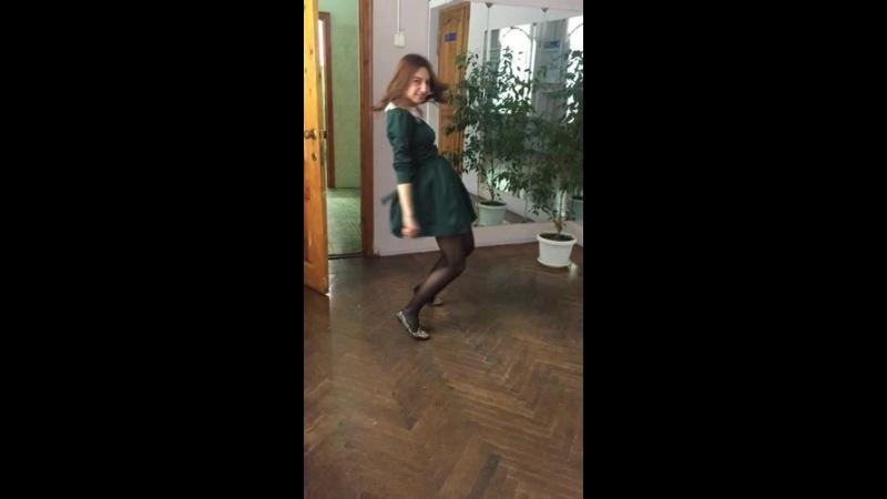 Умение танцевать