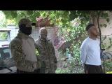 Появилось видео задержания ФСБ запрещённой экстремистской организации в Крыму