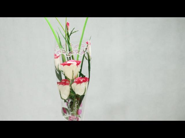15.1: Làm hoa LAN TƯỜNG bằng giấy nhún - Didahaa.com: Chia sẻ link QC kiếm tiền