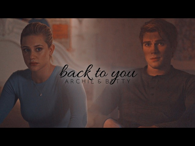 Archie Betty | Back to you