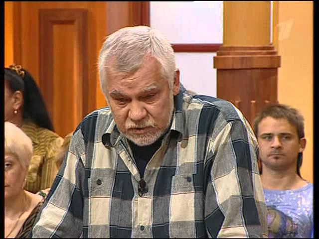 Федеральный судья. Подсудимый Макаров (убийство, изнасилование).