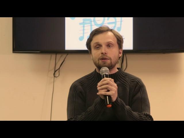 Борис Поплавский Чёрная мадонна. Читает Дмитрий Гальцин. Мой поэт
