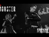 Eminem feat Rihanna Monster (DJ Natasha Baccardi &amp Dj Balashov Remix)