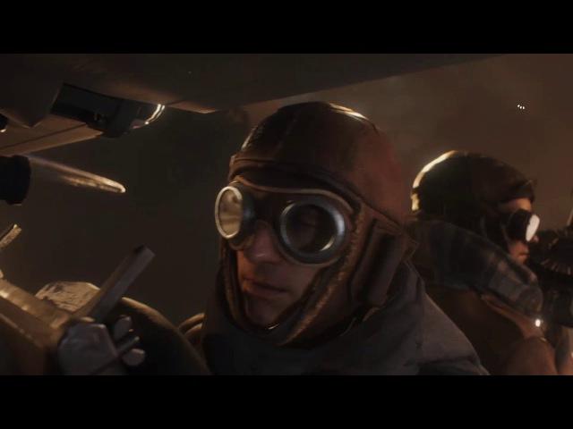 Battlefield 1 Миссия Forte et Fidele Прохождение без комментариев