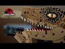 Jurassic Park Paper Edition | Raptors in the Kitchen | #JurassicPark25