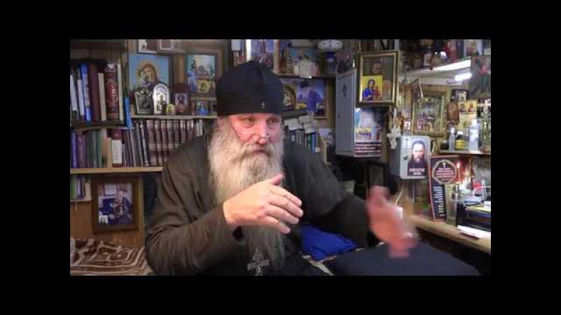 Как Иисусова молитва изгоняет духа нечистого