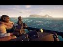 Banda v Sea of Thieves.