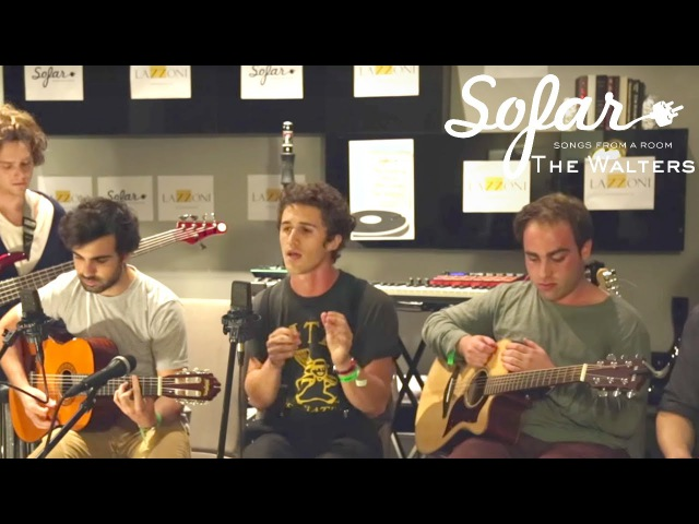 The Walters - I​ Love You So | Sofar NYC