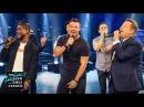 Sexiest Male Vocalist Riff-Off w/ Usher Luke Evans