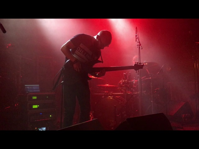 Exivious - Deeply Woven Live in CCO Lyon, France 12/11/2017