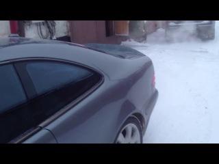 Mecedes-Benz CLK V8 Ducktail