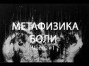 Метафизика Боли Часть 1