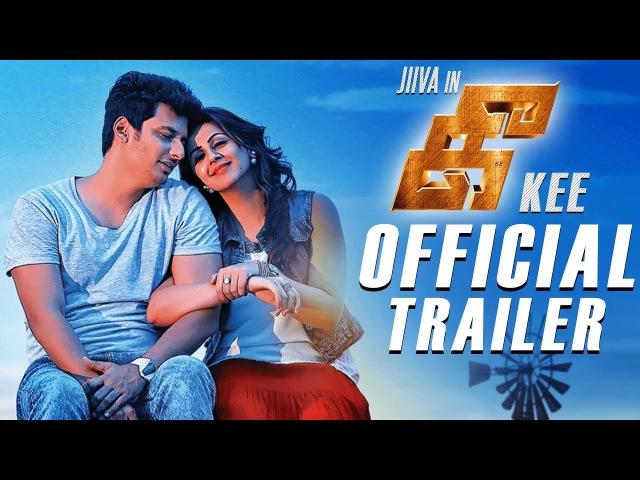 KEE Official Trailer   Jiiva, Nikki Galrani, Anaika Soti   Kalees   Vishal Chandrashekar