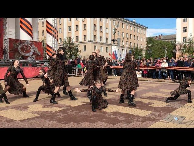 Кукушка, сборная TKF1371, TODES-Калуга, концерт 9 мая, Театральная площадь, Калуга