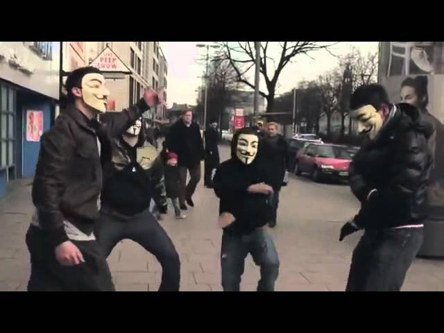 Nicky Romero - Toulouse (Unofficial Anonymous Music Video)