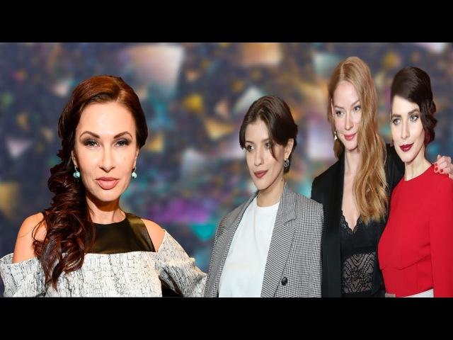 Русские актрисы Анна Чиповская, Юлия Снегирь, Светлана Ходченкова, Бледанс пустилась во все тяжкие.