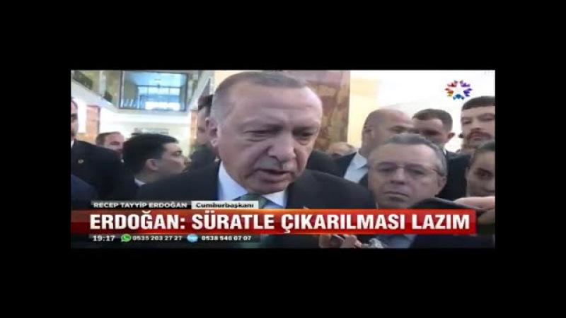 Siyasette Türk ifadesi tartışılıyor Cumhurbaşkanı Erdoğan süratle çıkarılması lazım