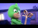 Герои в масках - Гекко спасает Рождество - Сборник - мультики для детей