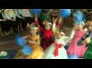 Оригинальный парный танец в детском садике, Рыбалка