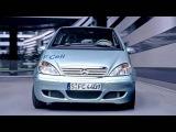 Mercedes Benz A Klasse F Cell Concept W168