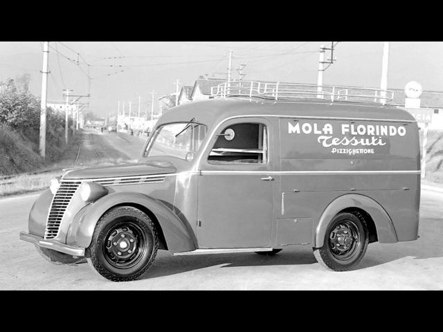 Fiat 1100 BLR Orlandi 1948 49