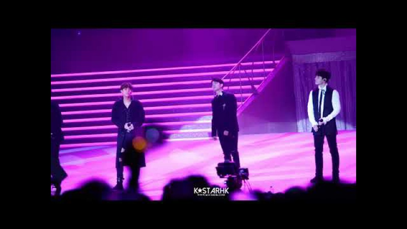 171002 INFINITE (인피니트) - Can You Smile @國慶青年音樂會 Hong Kong Youth Music Festival 직캠/CAM [HD]